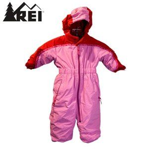 REI Co-op Baby One Piece Snowsuits Ski Overalls